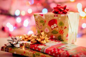 festive presents
